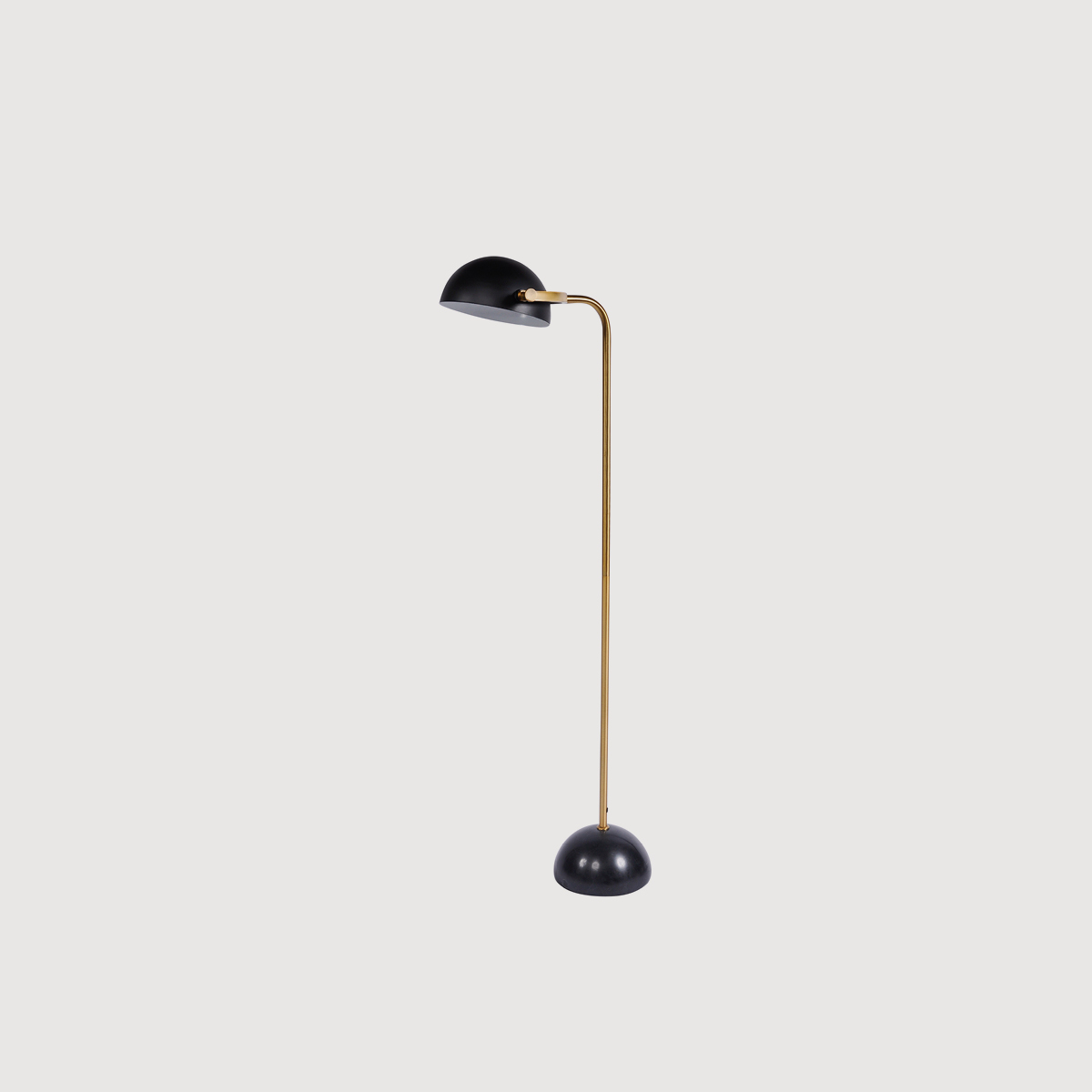 Brass Gold Marble Base Lamp
