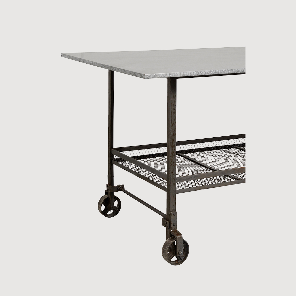 Grover Trolley Table on Wheels gallery image