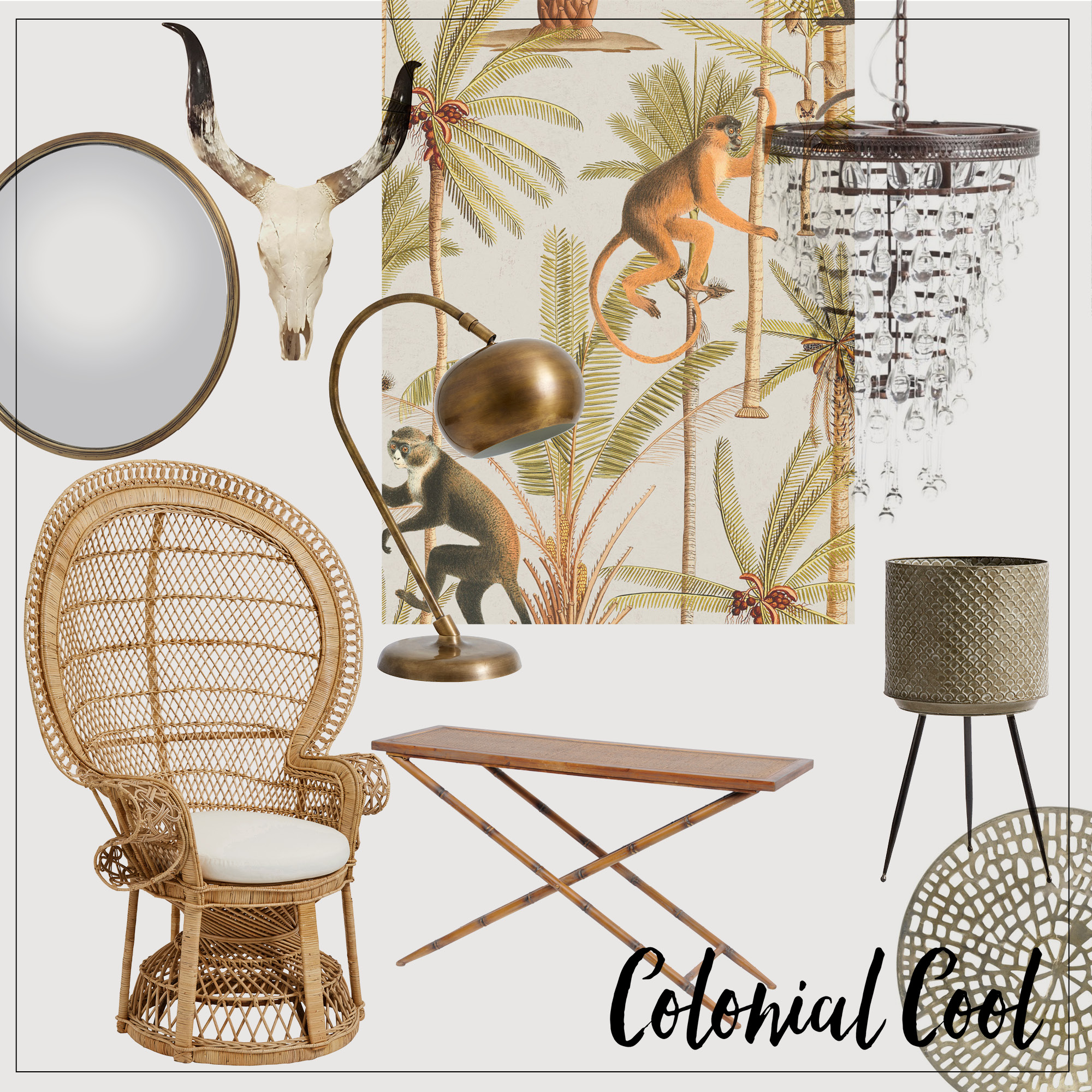 Colonial Cool category image
