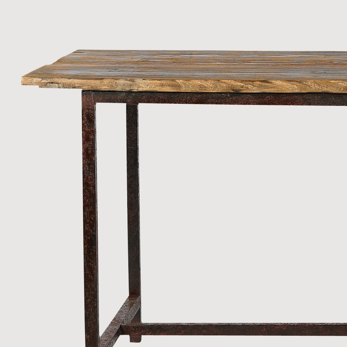Rough Pine Dining Table gallery image