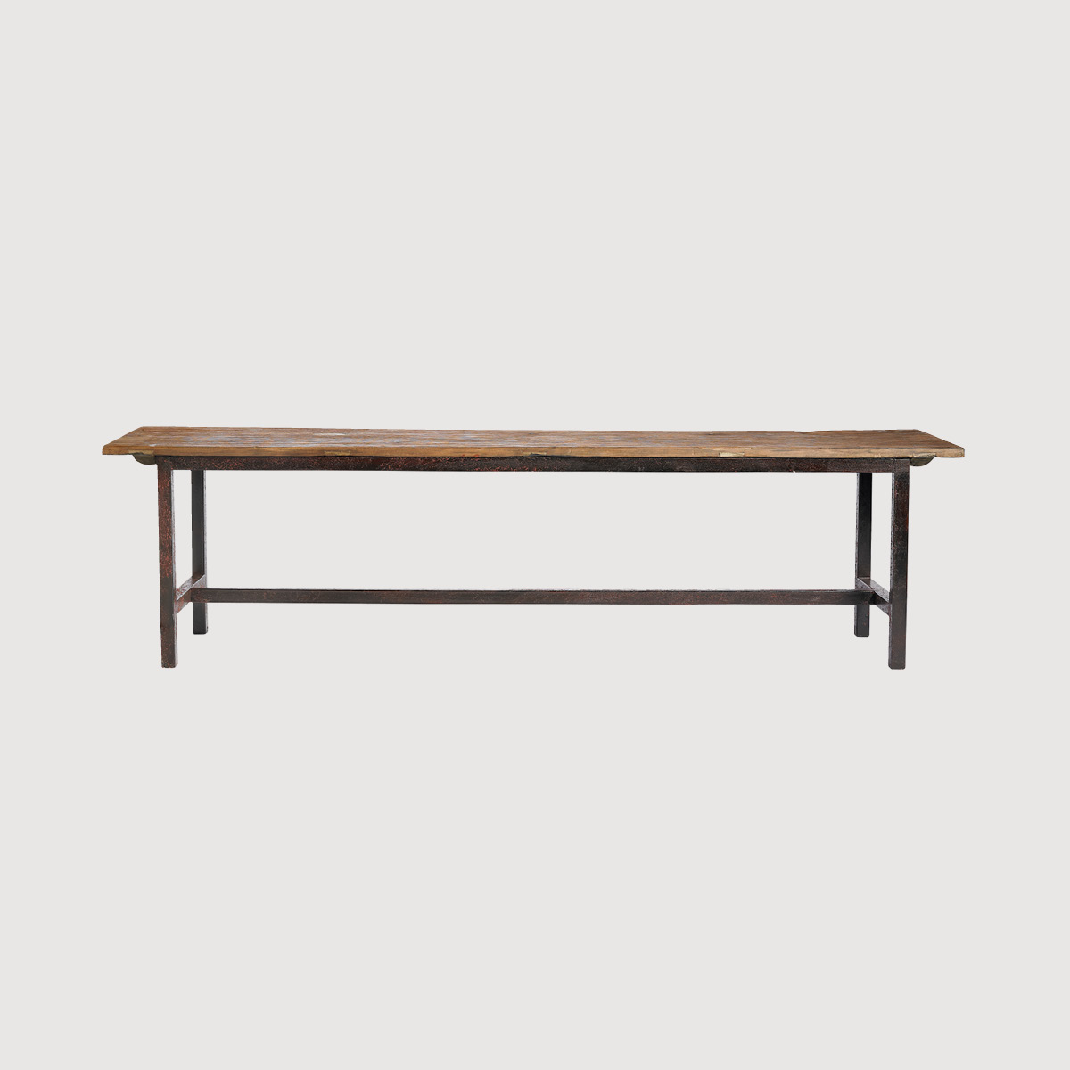 Pine Dining Bench Large