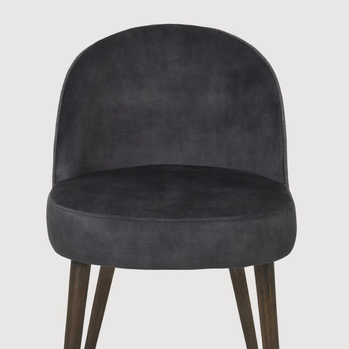 Thekla Dining Chair – Coal gallery image