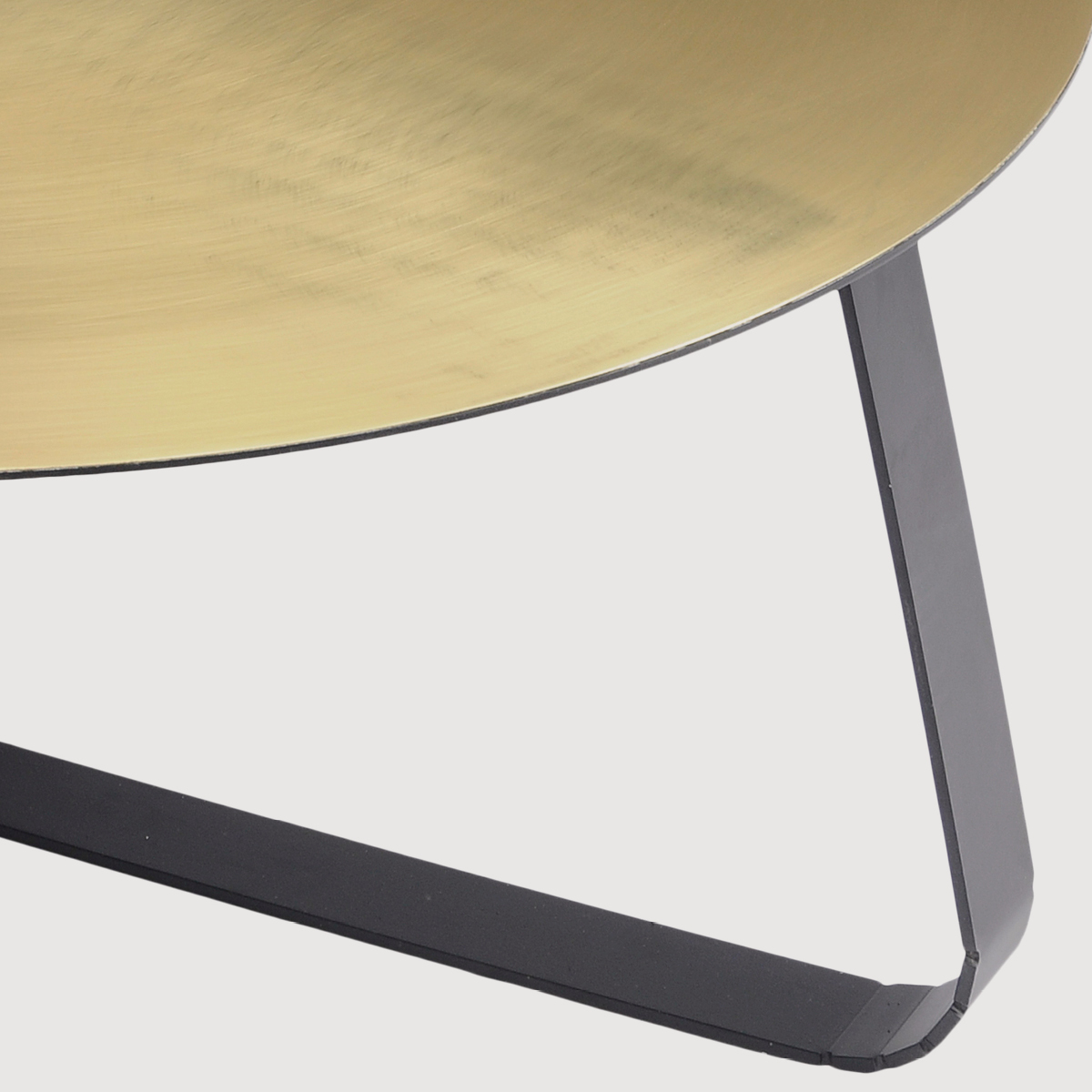 Bloomsbury Brass Coffee Table – Large gallery image
