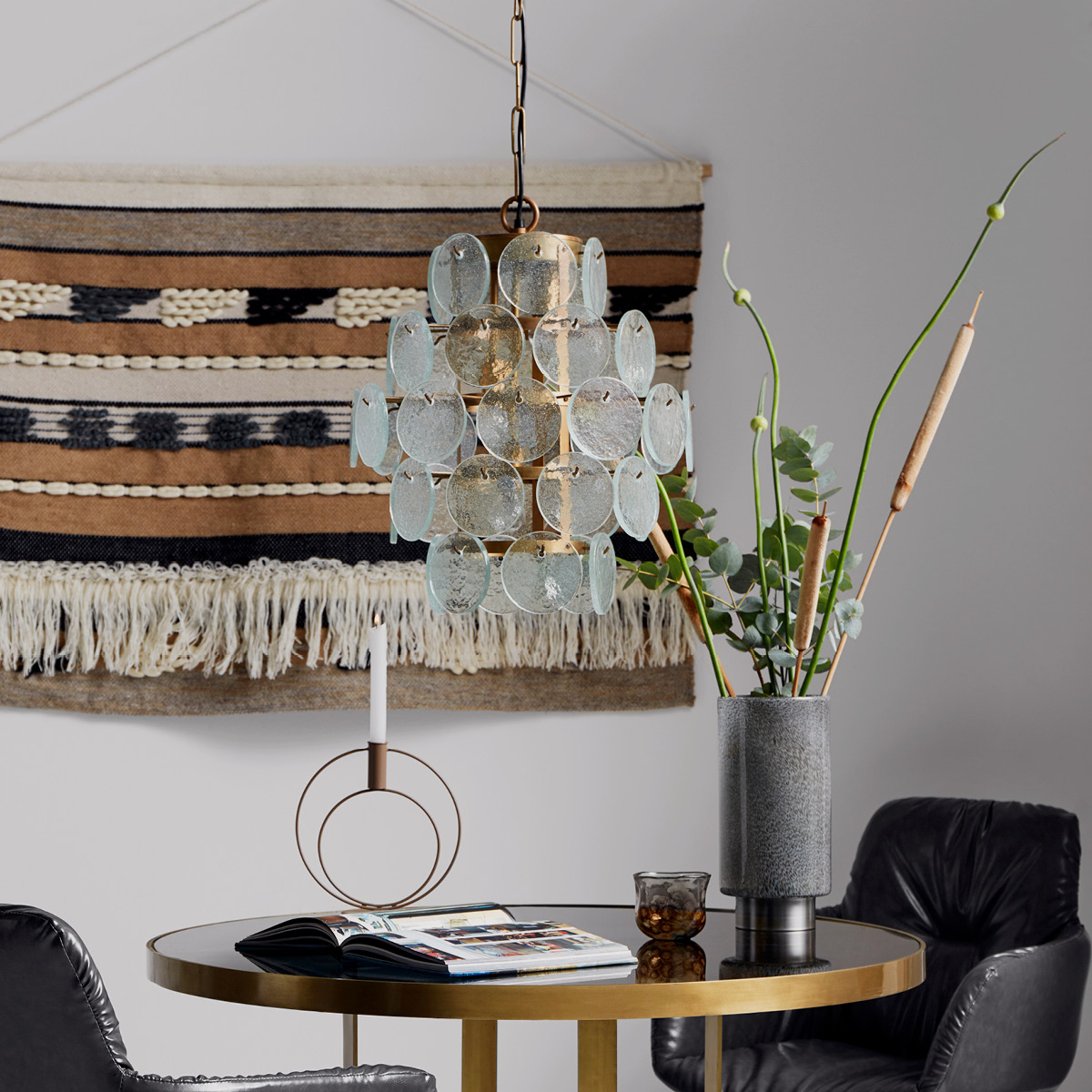 Woodstock Hand Woven Wall Hanging gallery image