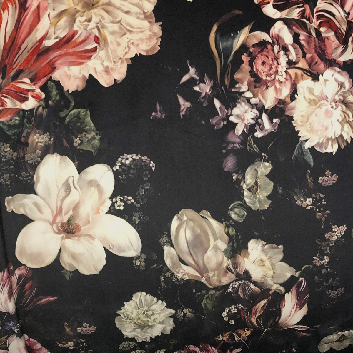Floral Velvets category image